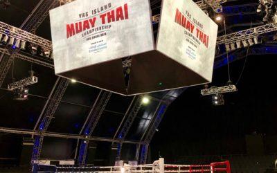 Muay Thai Show / Abu Dhabi
