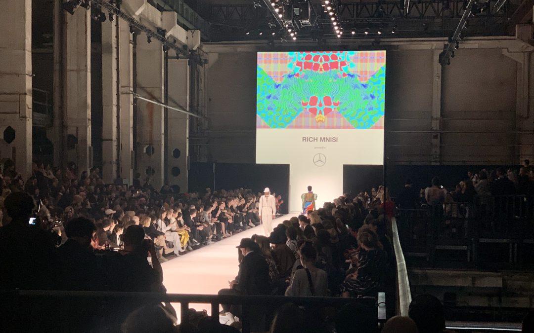 Mercedes Benz Fashion Week 2020